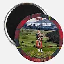 British Isles - Magnet