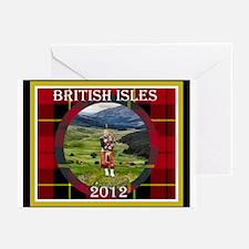 British Isles - Greeting Cards (Pk of 10)