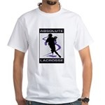Lacrosse White T-Shirt