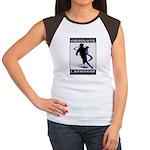Lacrosse Women's Cap Sleeve T-Shirt