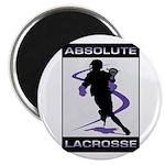 Lacrosse Magnet