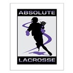 Lacrosse Small Poster