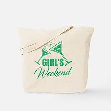 Funny Weekend Tote Bag