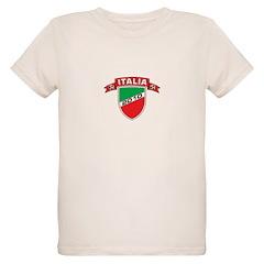 ITALY FUTBOL T-Shirt