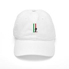 ITALY FUTBOL 2 Baseball Cap