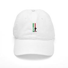 ITALY FUTBOL 3 Baseball Cap