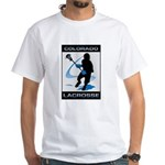 Lacrosse White T-Shirt