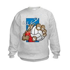 Bucks County Volleyball Sweatshirt