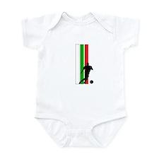 MEXICO FUTBOL 2 Infant Bodysuit