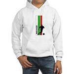 MEXICO FUTBOL 3 Hooded Sweatshirt