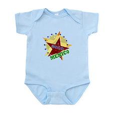MEXICO FUTBOL 4 Infant Bodysuit