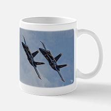 Cute Blue angels Mug
