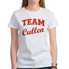 Team Cullen - Distressed Tee