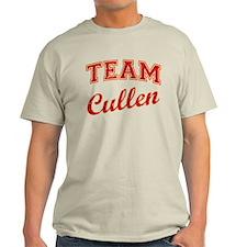 Team Cullen - Distressed T-Shirt