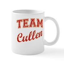 Team Cullen - Distressed Mug