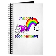 Unique Rainbows Journal
