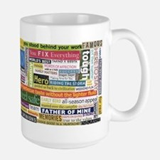 Best Dad Large Mug