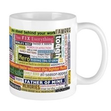 Best Dad Small Mug