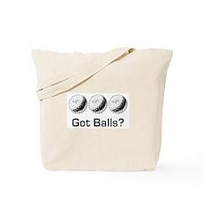 Golf got balls? Tote Bag