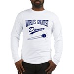 World's Greatest Donor Long Sleeve T-Shirt
