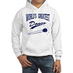 World's Greatest Donor Hooded Sweatshirt