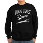World's Greatest Donor Sweatshirt (dark)