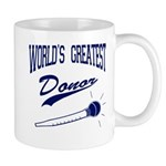 World's Greatest Donor Mug