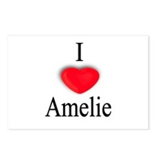 Amelie Postcards (Package of 8)