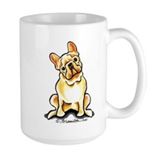 Fawn French Bulldog Mug