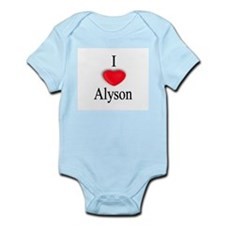 Alyson Infant Creeper