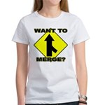 Seuxal Inuendo Merge Women's T-Shirt