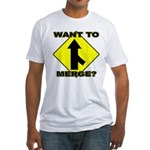 Seuxal Inuendo Merge Fitted T-Shirt