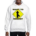 Seuxal Inuendo Merge Hooded Sweatshirt