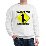 Seuxal Inuendo Merge Sweatshirt