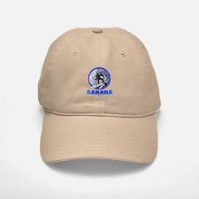 Sababa Hebrew Baseball Baseball Cap