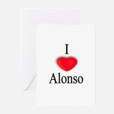 Alonso Greeting Cards (Pk of 10)