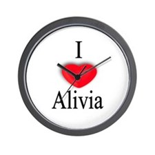 Alivia Wall Clock