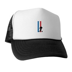SLOVAKIA FOOTBALL 2 Trucker Hat