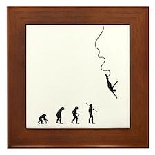 Bungee Evolution Framed Tile