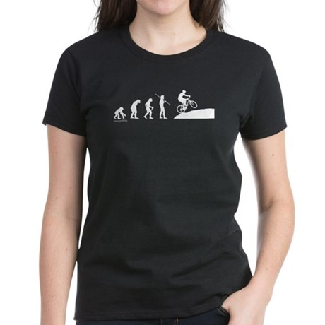 MBike Evolution Women's Dark T-Shirt