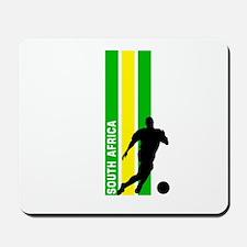 SOUTH AFRICA FOOTBALL 3 Mousepad