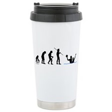 Water Polo Evolution Travel Mug