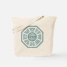 LOST Dharma 2004 - 2010 ocean-green Tote Bag