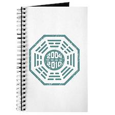 LOST Dharma 2004 - 2010 ocean-green Journal