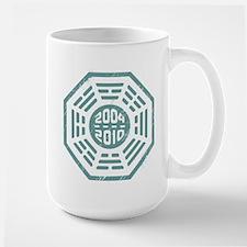 LOST Dharma 2004 - 2010 ocean-green Mug
