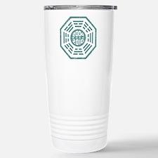 LOST Dharma 2004 - 2010 ocean-green Travel Mug