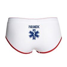 Paramedic EMS Women's Boy Brief