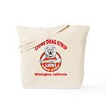 Lions Drag Strip Tote Bag