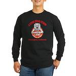 Lions Drag Strip Long Sleeve Dark T-Shirt