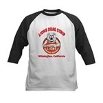 Lions Drag Strip Kids Baseball Jersey